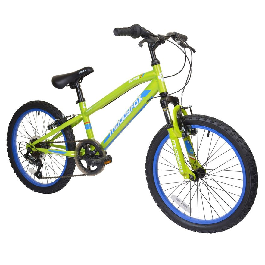 20 Inch Muddyfox Alpha Mountain Bike image-0