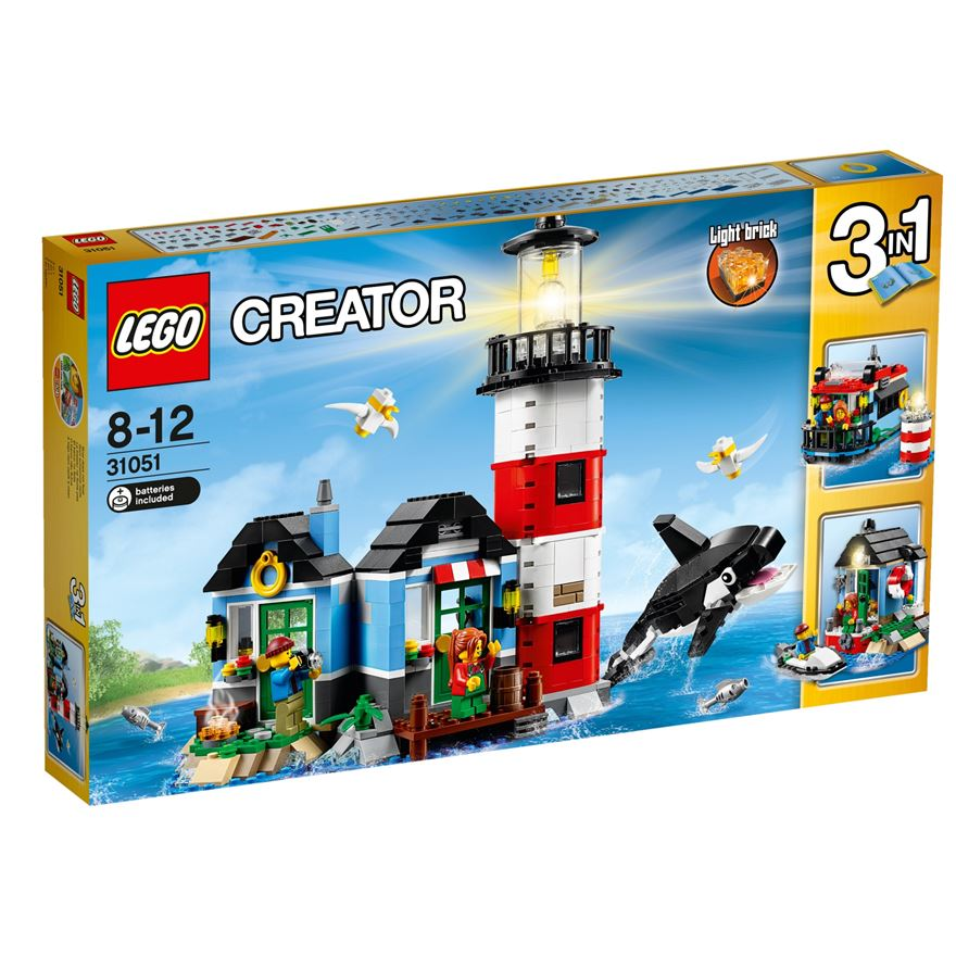 LEGO Creator Lighthouse Point 31051 image-0