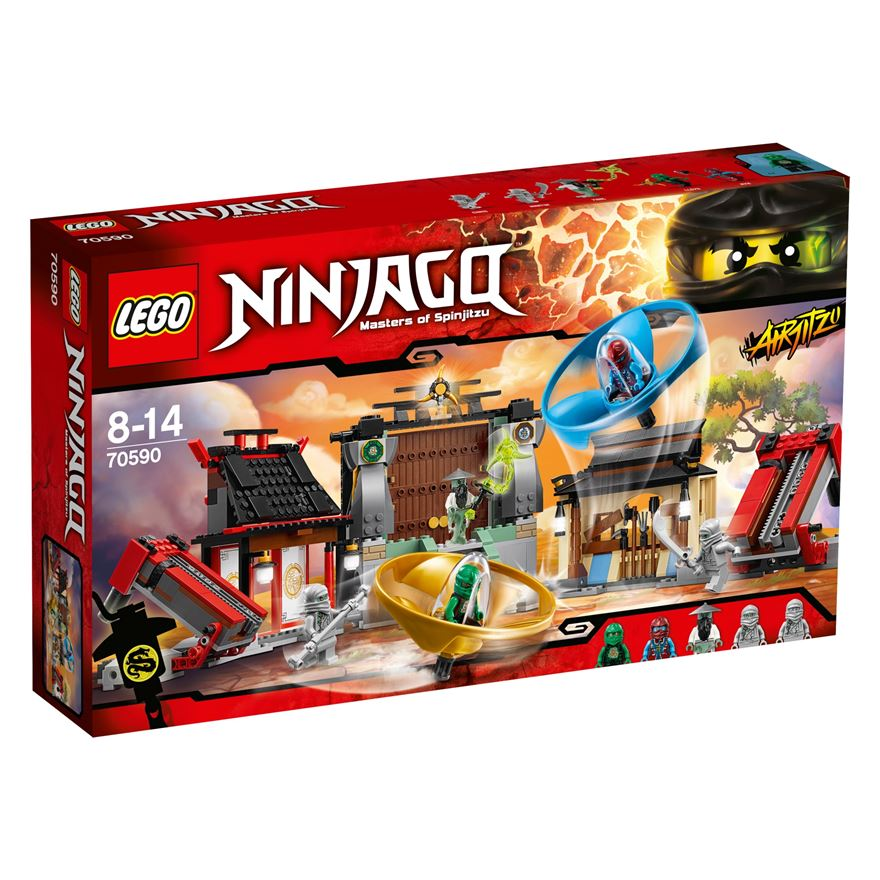 LEGO Ninjago Airjitzu Battle Grounds 70590 image-0