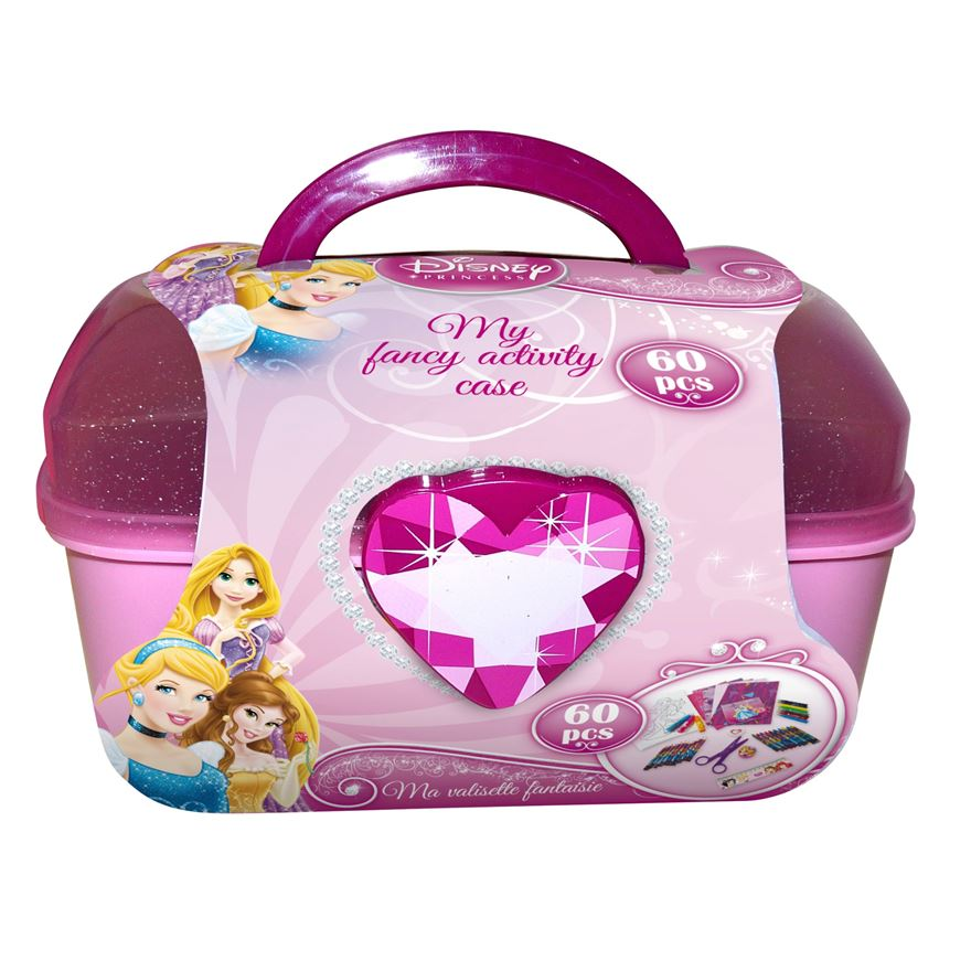 Disney Princess My Fancy Activity Case image-0