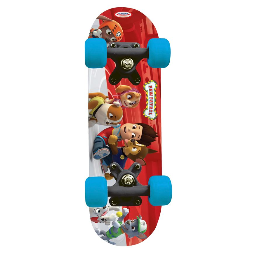 43cm Paw Patrol Maple Mini Skateboard image-0