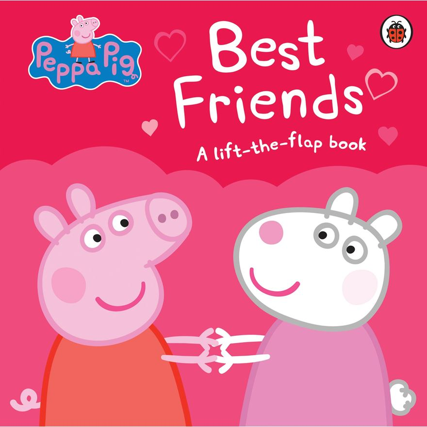 Peppa Pig Best Friends Book