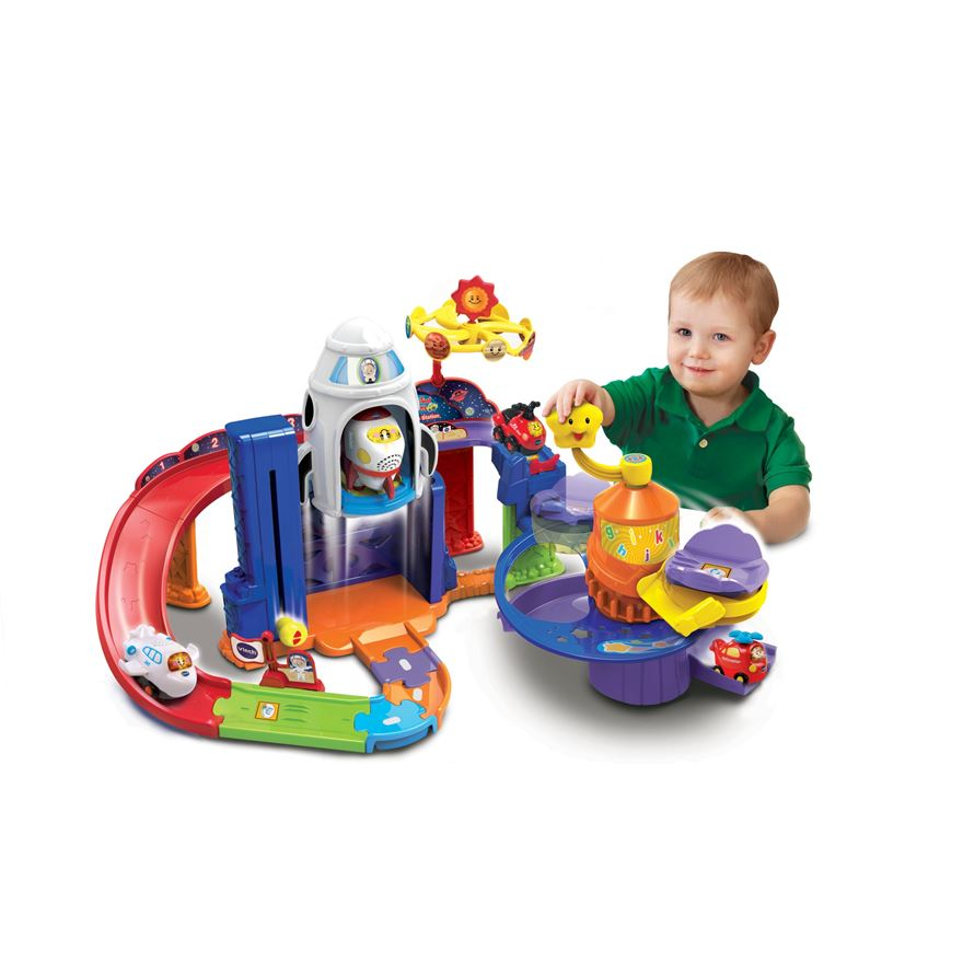 VTech Toot-Toot Drivers Space Station image-0