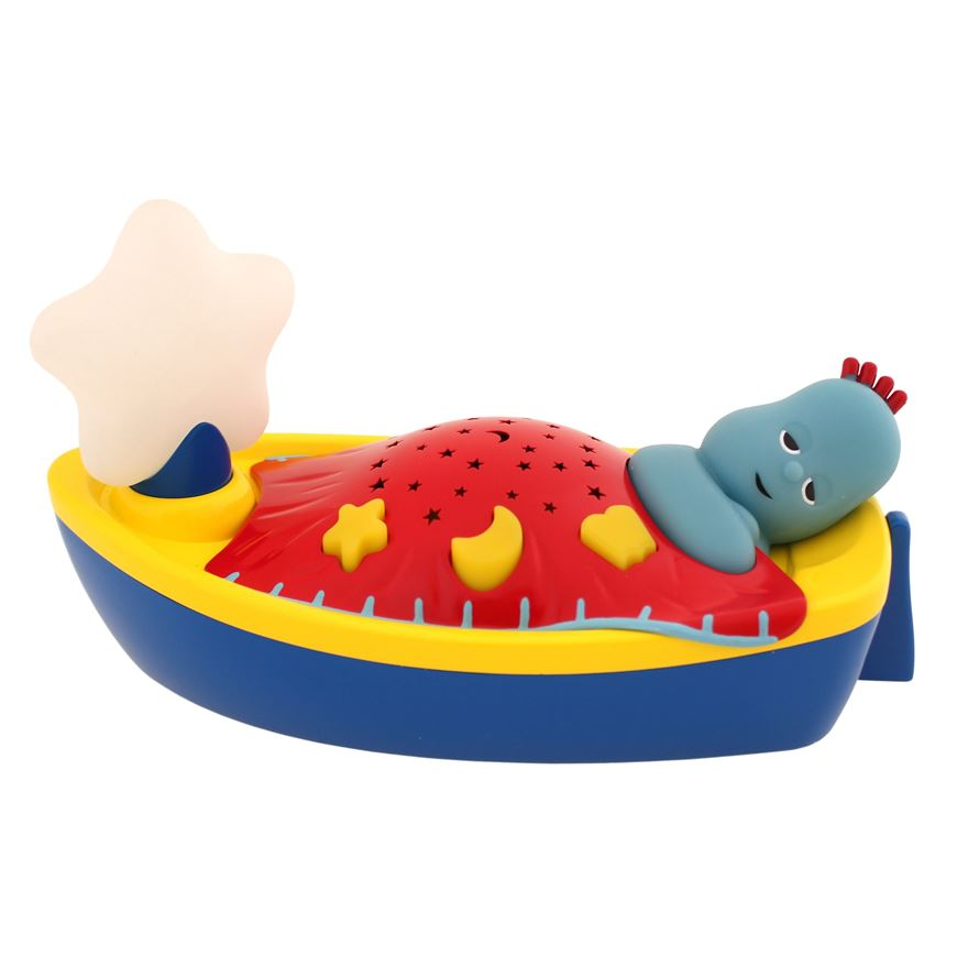 In The Night Garden Igglepiggles Bedtime Boat image-0