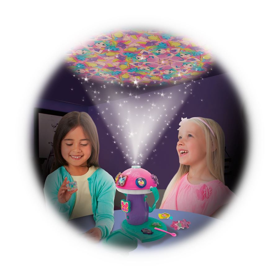 FairyLites Dream Stones Dream Projector Night Light image-0