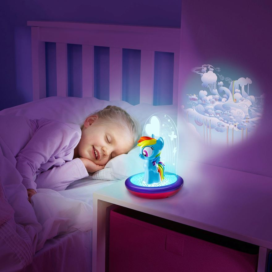 My Little Pony GoGlow Magic Night Light image-0
