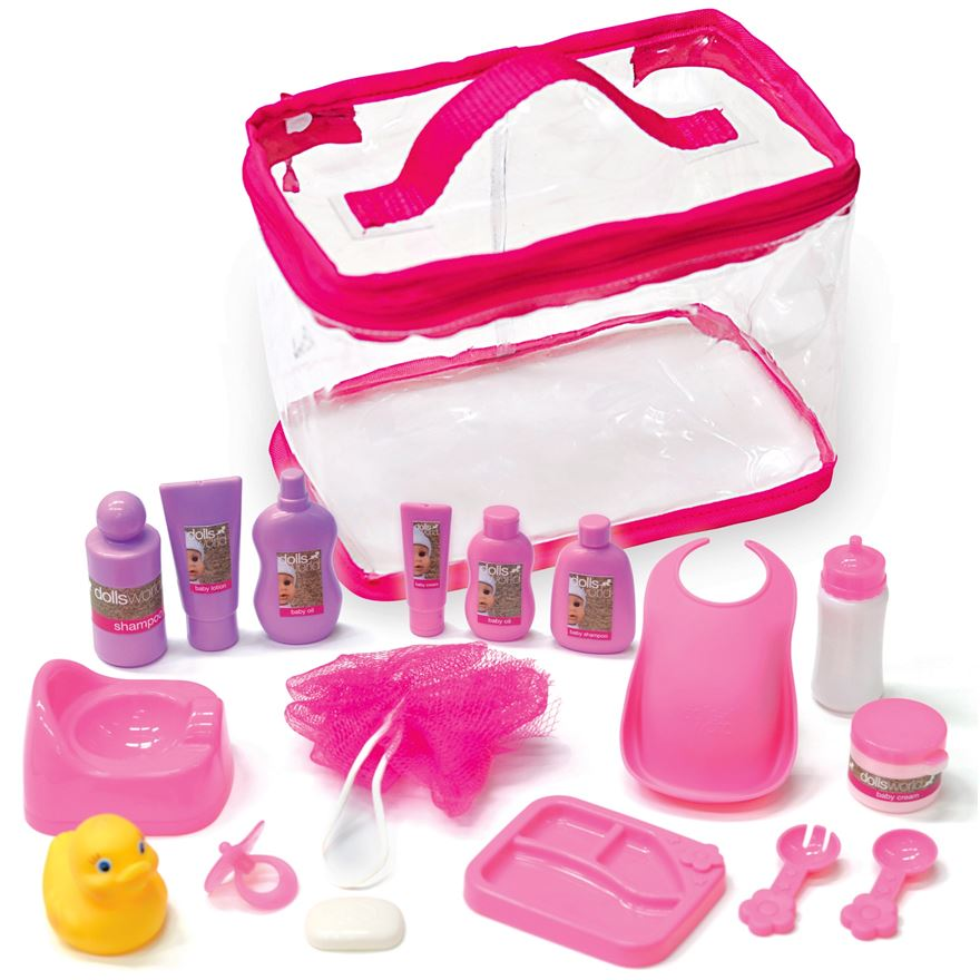 18 Piece Doll Accessory Pack image-0