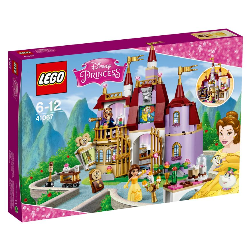 LEGO Disney Princess Belle's Enchanted Castle 41067 image-0