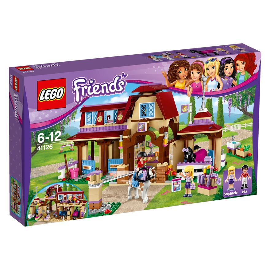 LEGO Friends Heartlake Riding Club 41126 image-0