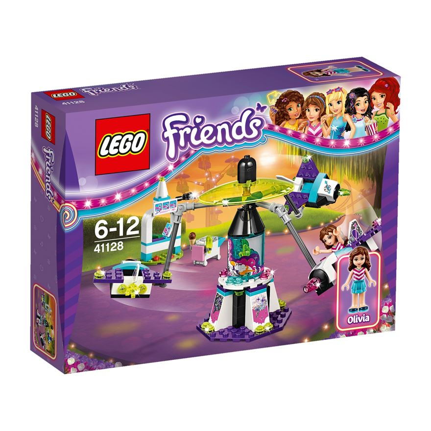 LEGO Friends Amusement Park Space Ride 41128 image-0
