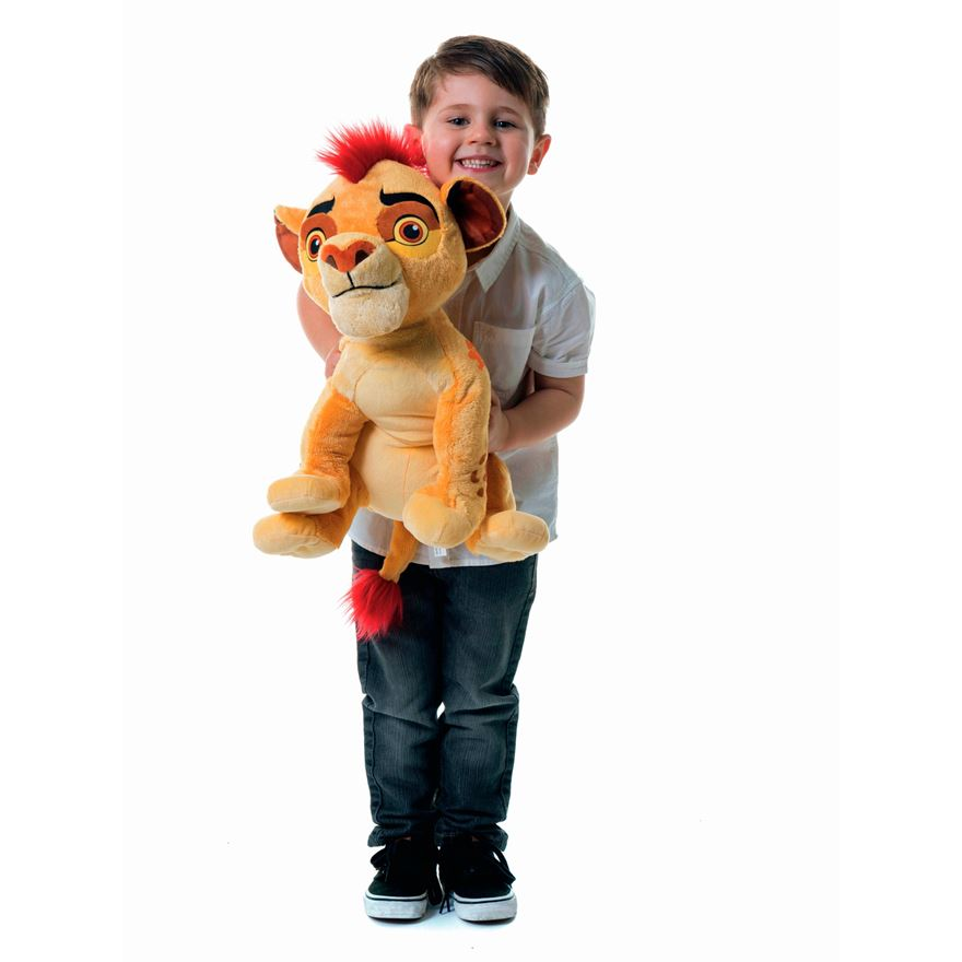 Lion Guard Large Kion Plush image-0