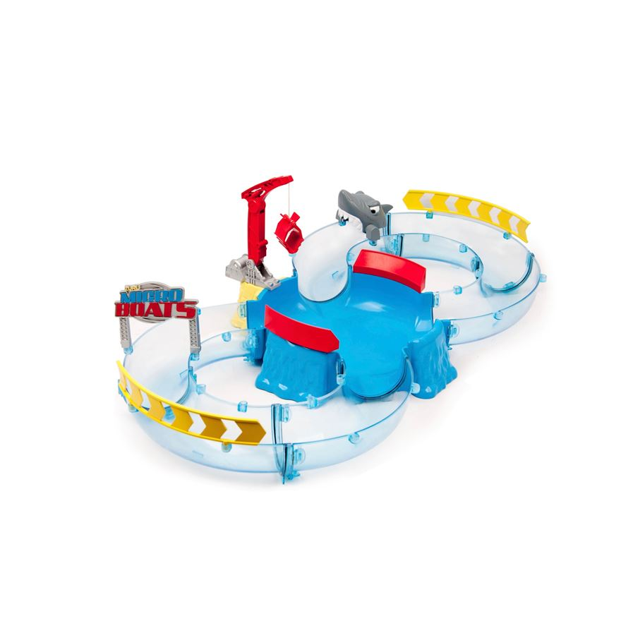Micro Boat Playset image-0