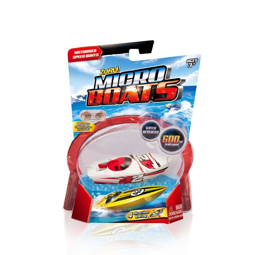 Zuru Micro Boat- Assortment image-0