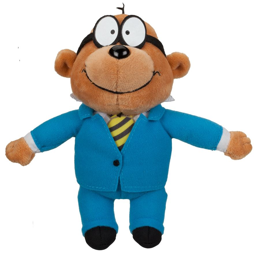 Danger Mouse Small Penfold Plush with Sound