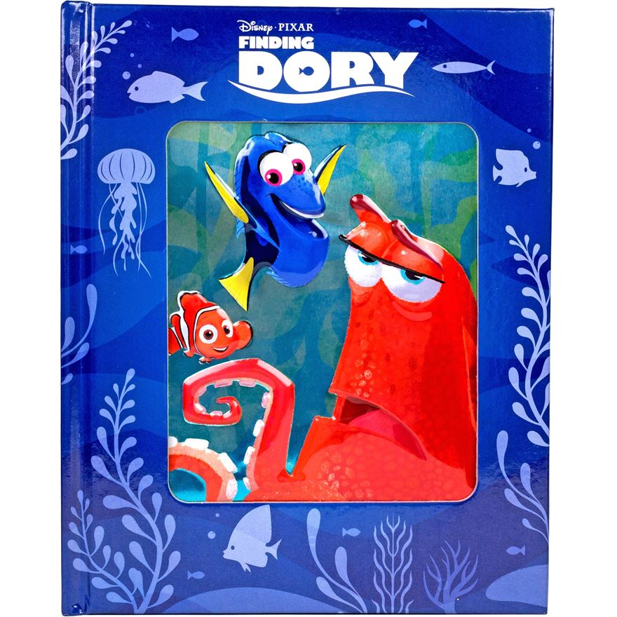 Disney Pixar Finding Dory Magical Story Book image-0
