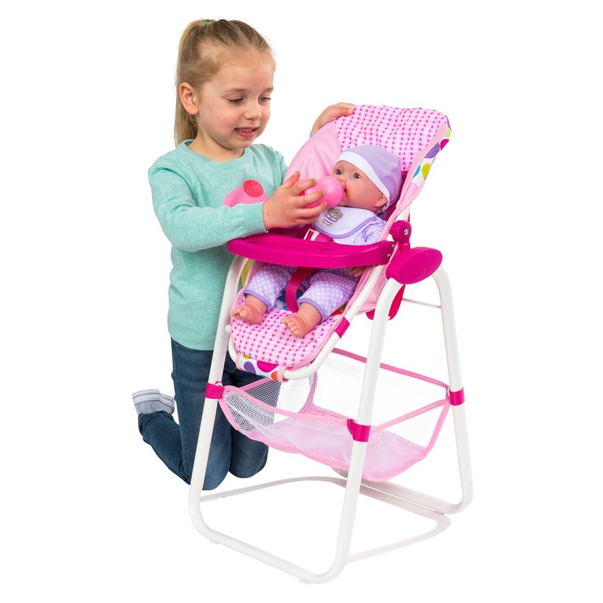 Doll's Highchair image-0