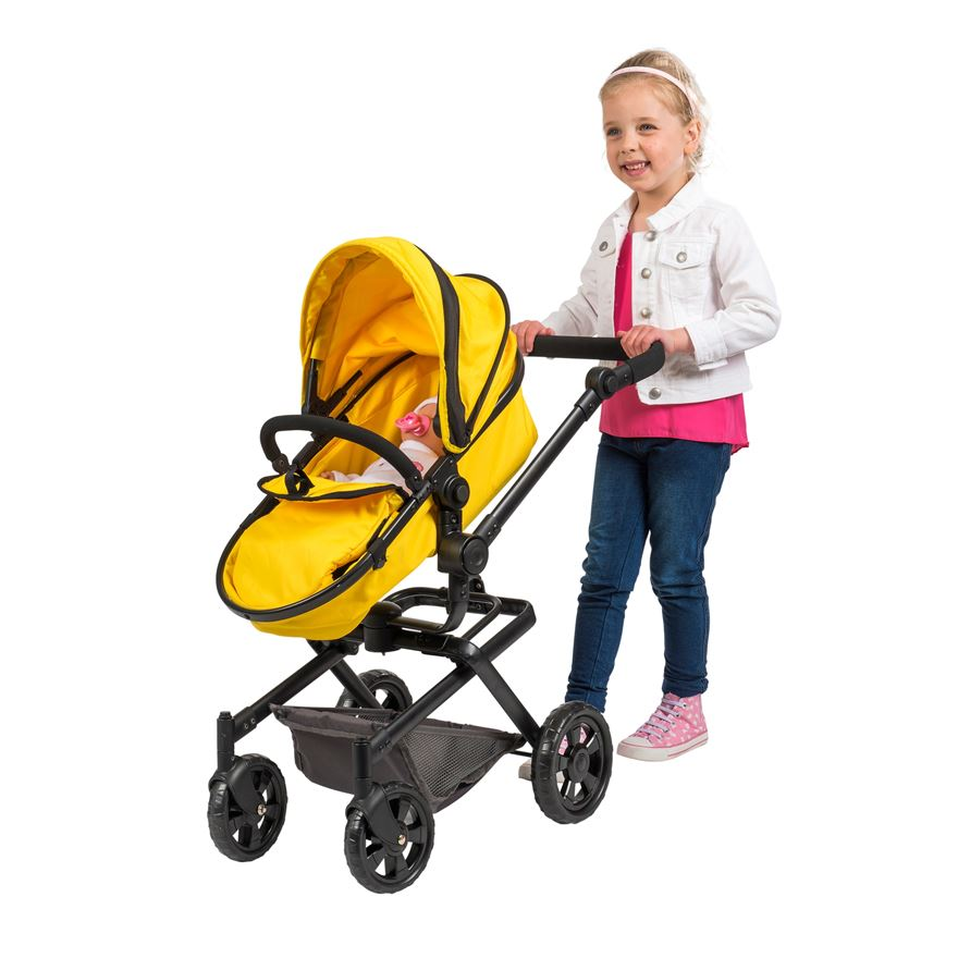 Dimples Daisy 2-in-1 Stroller and Carrycot image-0
