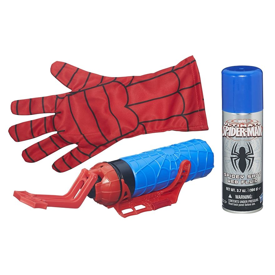 Spider-man Colour Shock Slinger Red image-0