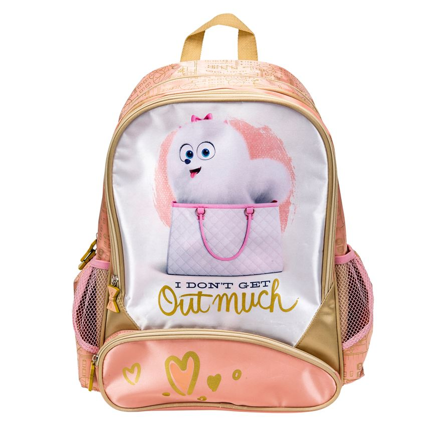 Secret Life of Pets 43cm Schoolbag image-0