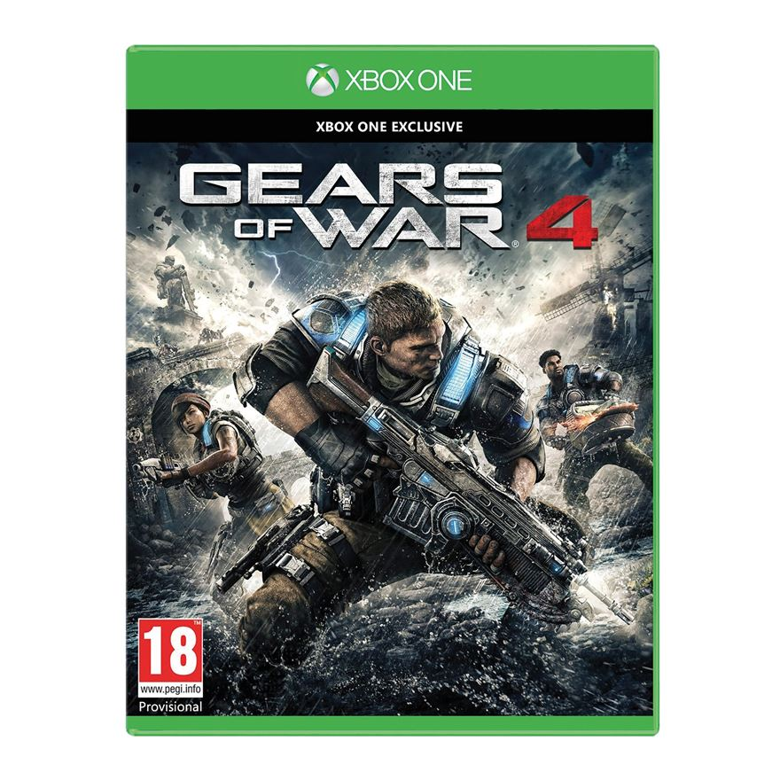 Gears Of War 4 Xbox One image-0