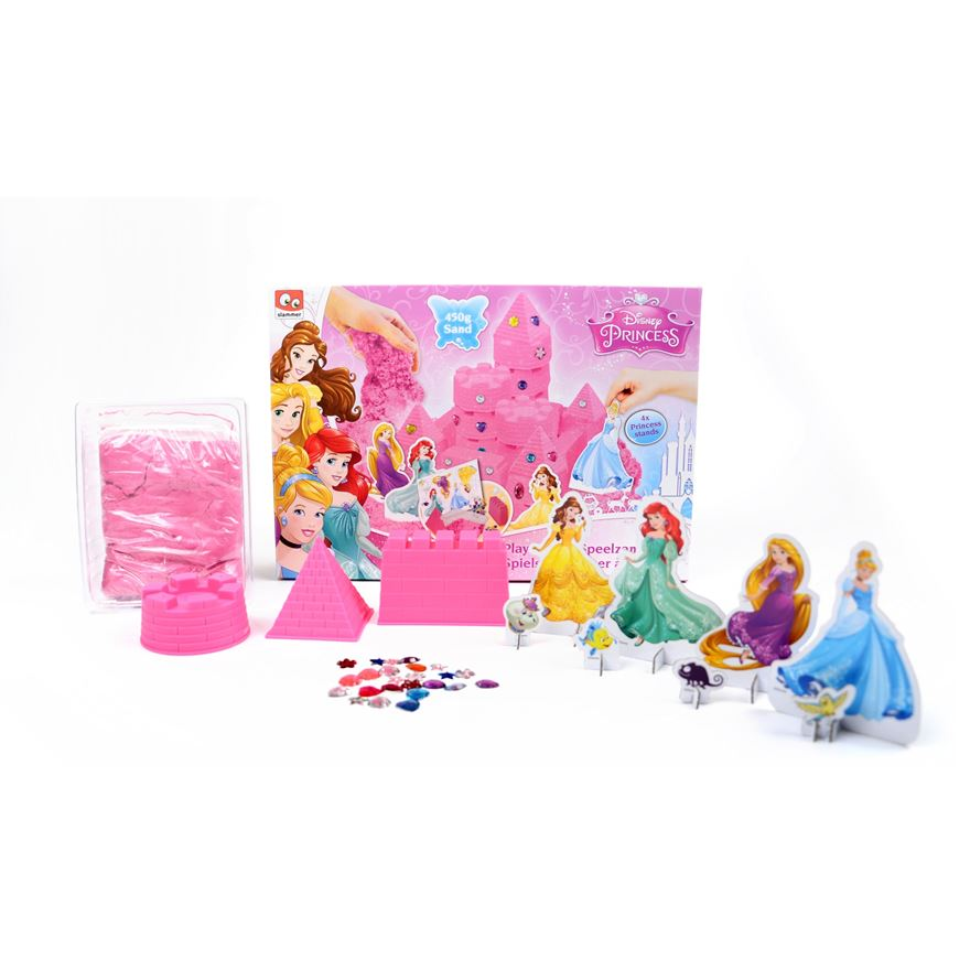 Disney Princess Playsand Set image-0