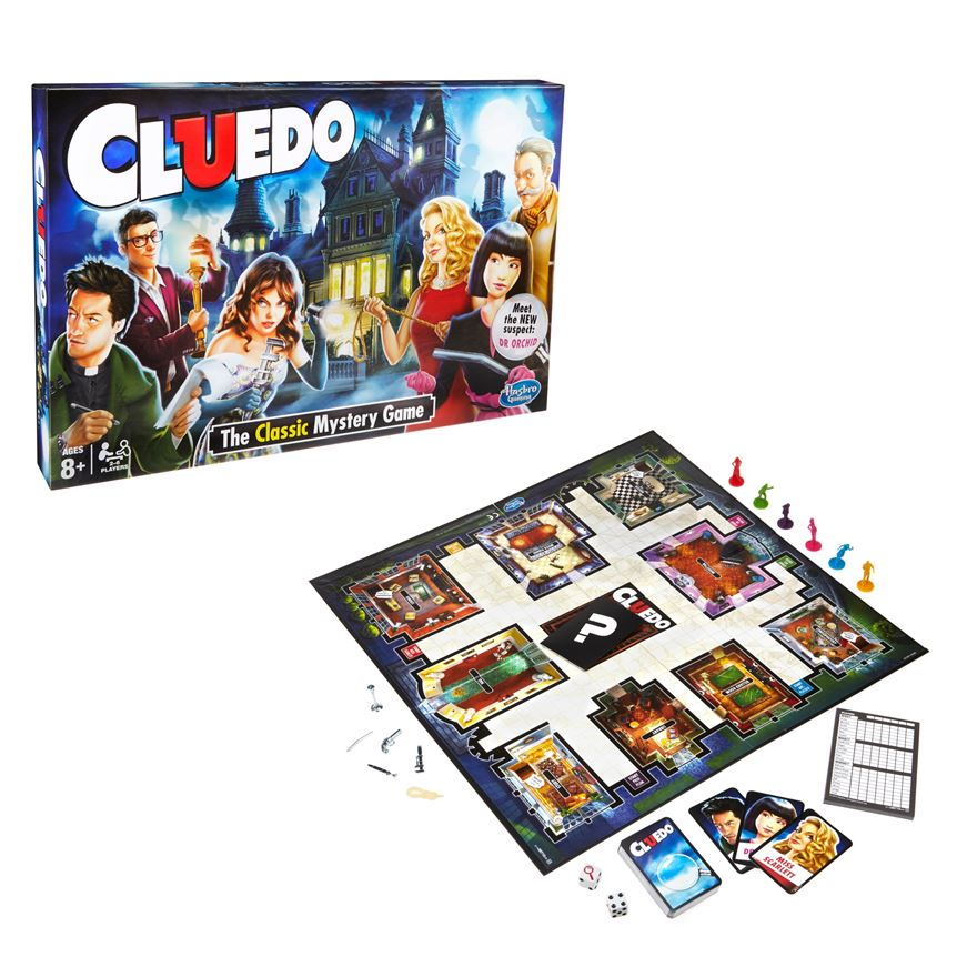 cluedo playstation 3