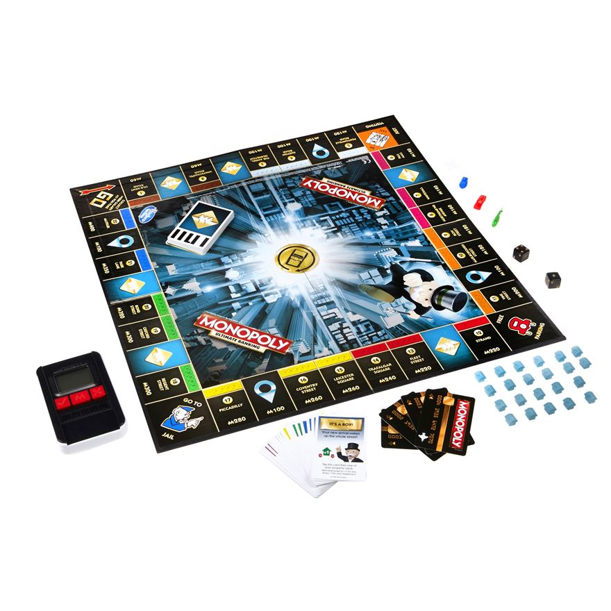 Monopoly Ultimate Banking image-0