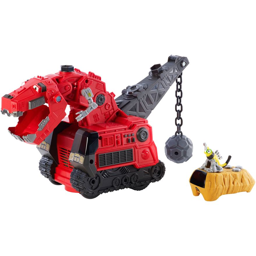 Dinotrux Reptool Control Ty Rux image-0