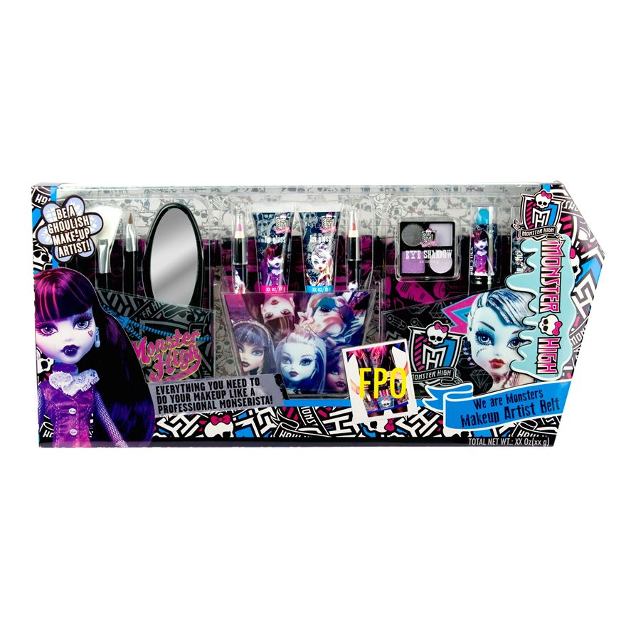 We Are Monsters Makeup Belt