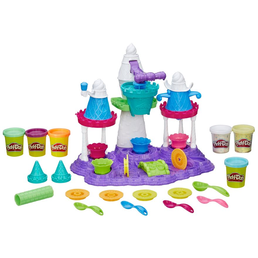 Play-Doh Ice Cream Castle image-0