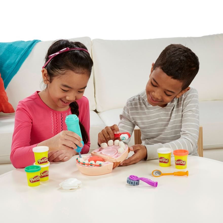 Play-Doh Doctor Drill 'n Fill set image-0