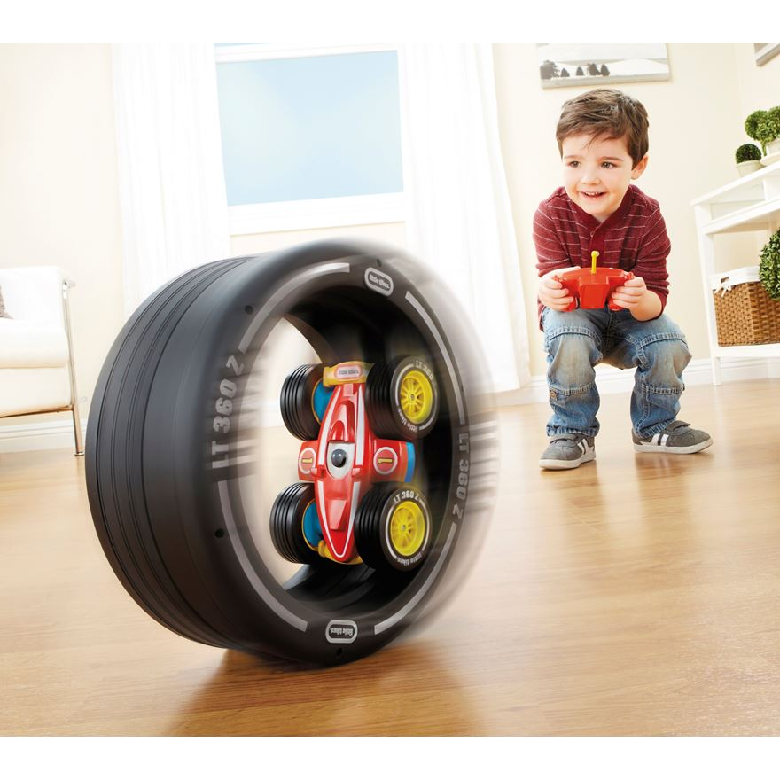 Little Tikes Tyre Twister image-0