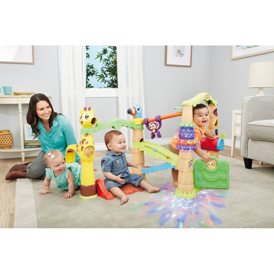Little Tikes Light n Go Treehouse image-0