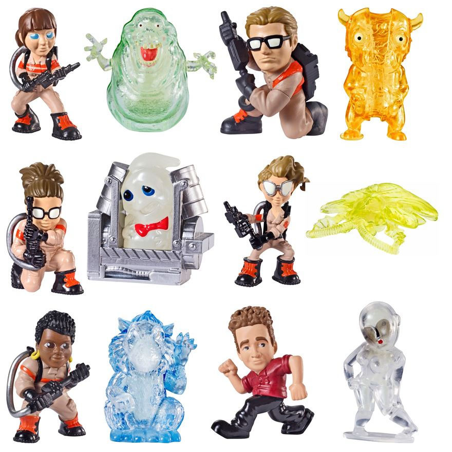 Ghostbusters Mini Figures - Assortment image-0