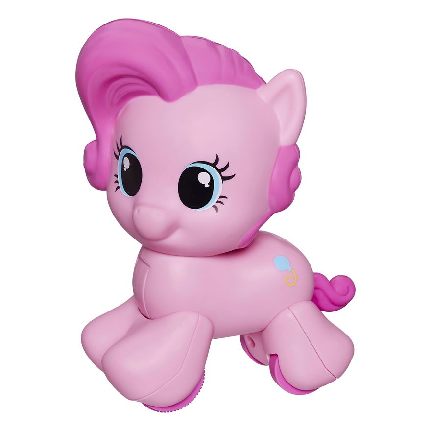 Playskool My Little Pony Walking Pinkie Pie image-0