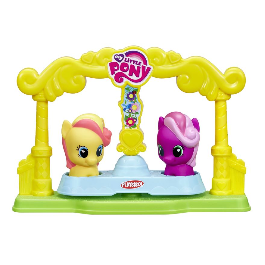 Playskool Friends My Little Pony Friends Go Round image-0