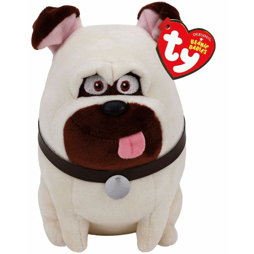 The Secret Life of Pets TY Beanie Babies - Assortment image-0