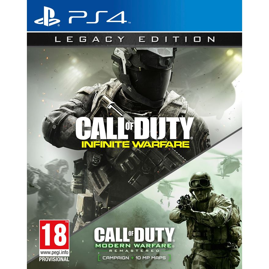 Call of Duty: Infinite Warfare Legacy Edition PS4 image-0