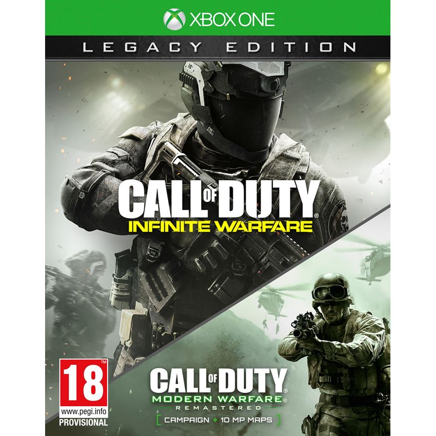 Call of Duty: Infinite Warfare Legacy Edition Xbox One image-0
