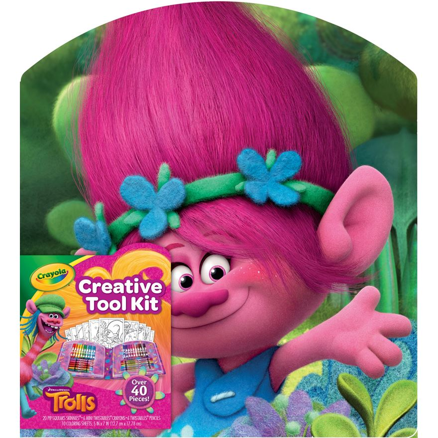 Trolls Creative Tool Kit