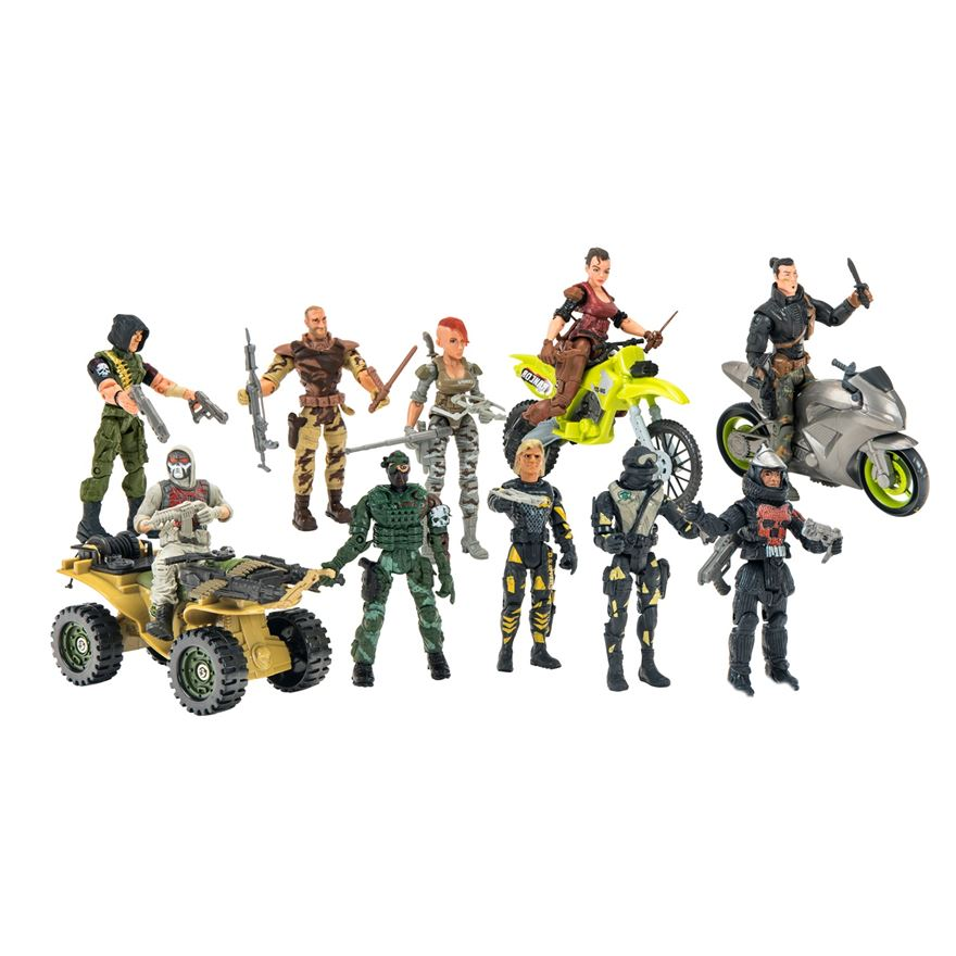 The Corps Elite Super Battle Pack image-0