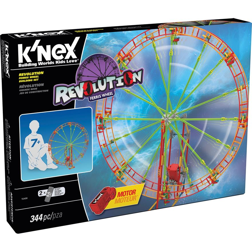 K'NEX Revolution Ferris Wheel Building Set image-0