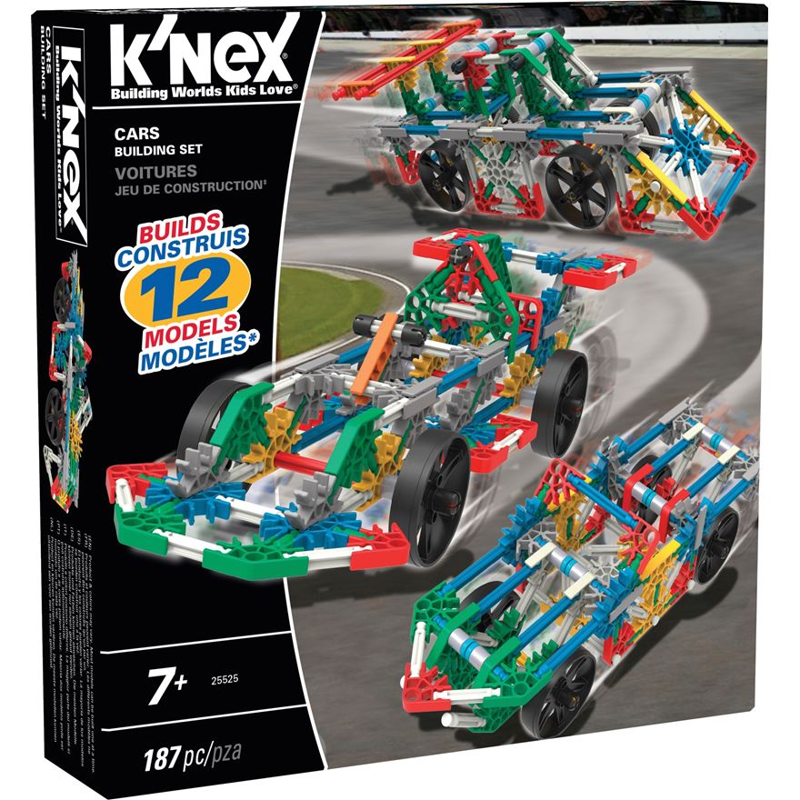 K'nex Cars Building Set image-0