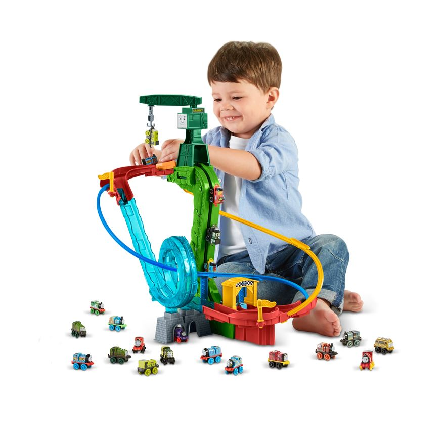 Thomas & Friends Minis Motorised Track Set image-0