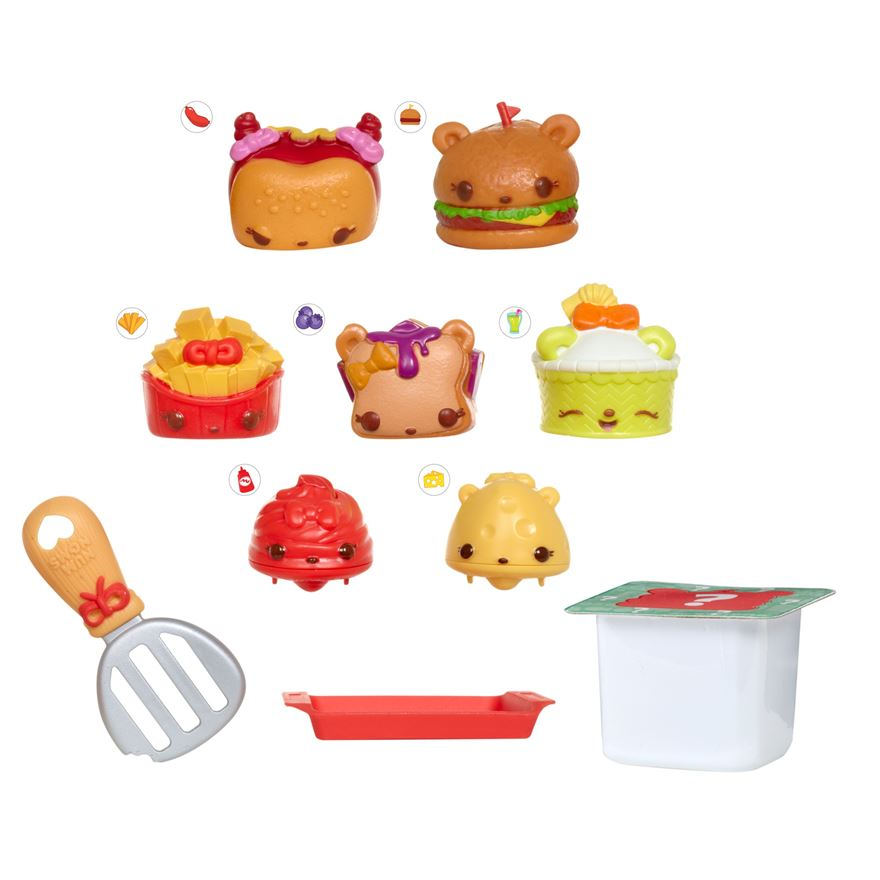 Num Noms Deluxe Pack Series 2 - Assortment image-0