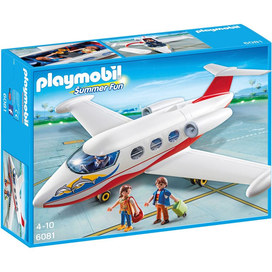 Playmobil 6081 Summer Jet image-0