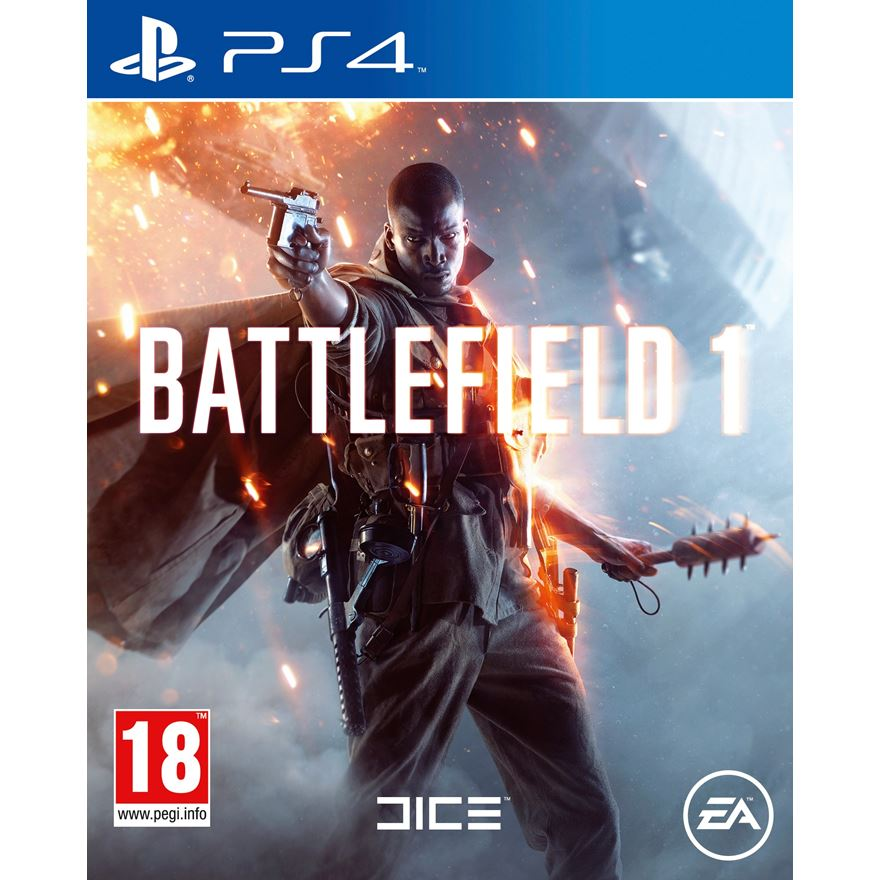 Battlefield 1 PS4 image-0
