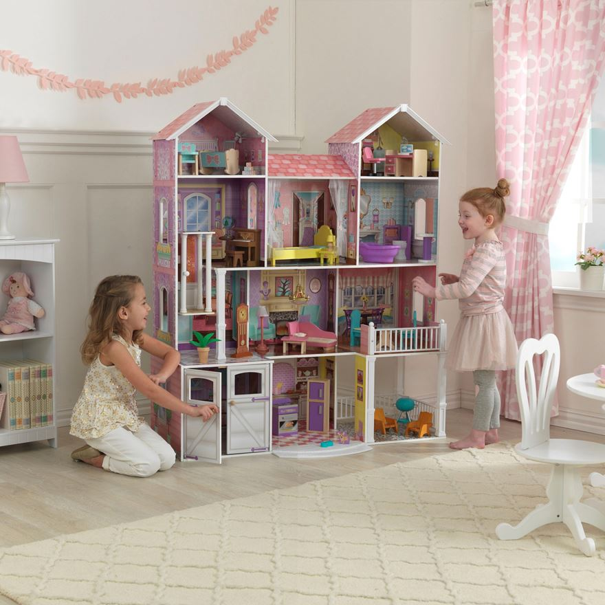Country Estate Doll House image-0