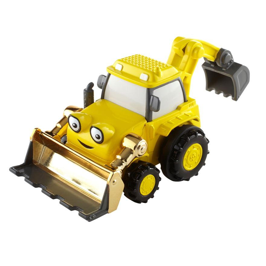 Bob the Builder Pull Back Truck - Assortment image-0