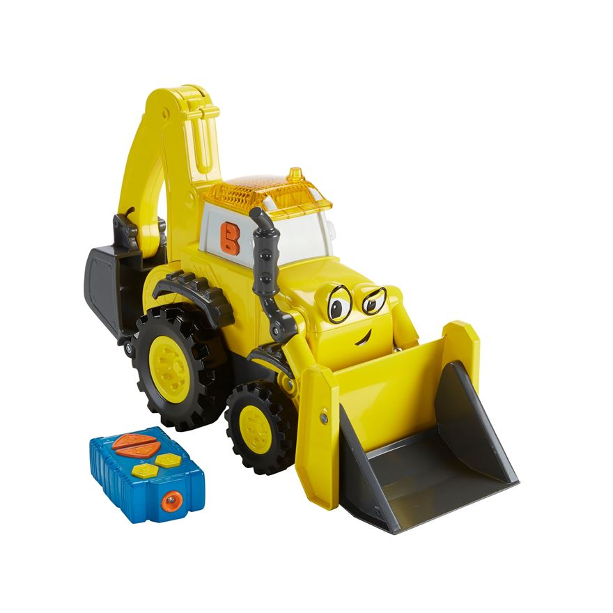 Bob the Builder Radio Control Super Scoop image-0